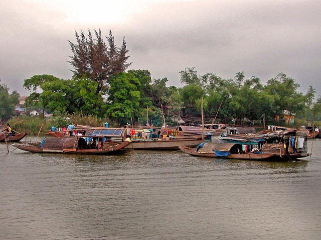 The dwellers on the Hương River
