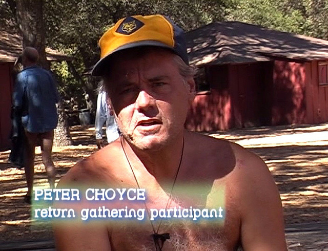 Peter Choyce - A Portable Tribe