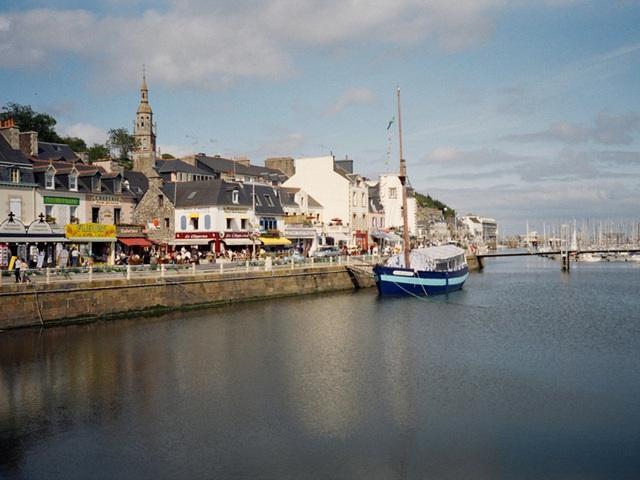 Binic, en Bretagne