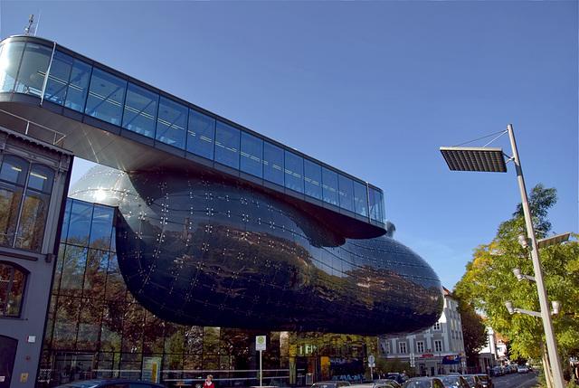 2 hours in Graz - 046 - Center of Arts