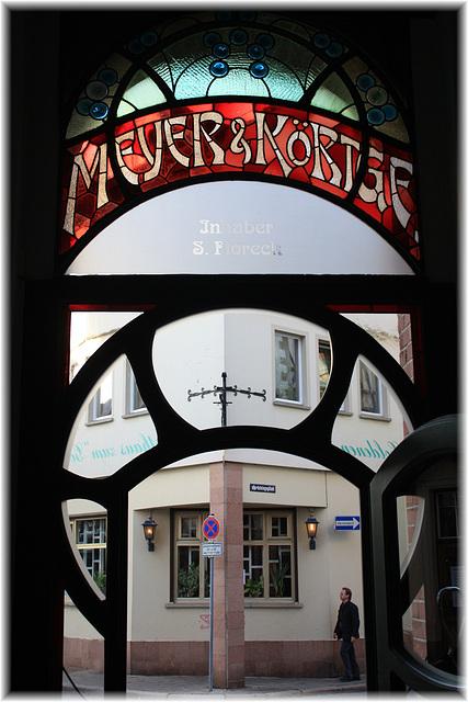 Textilgeschäft Meyer & Körtge