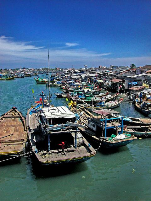 Phan Thiết harbor