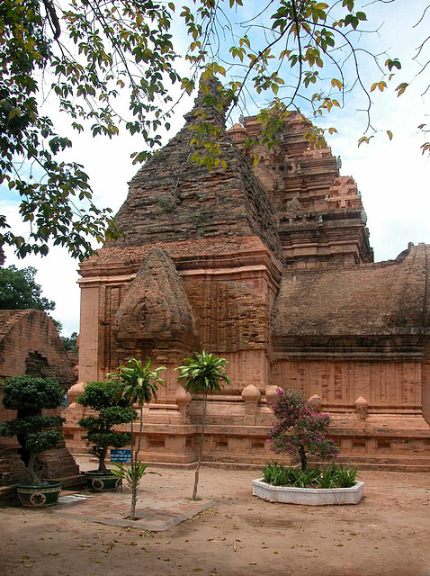 Po Nagar towers in Nha Trang