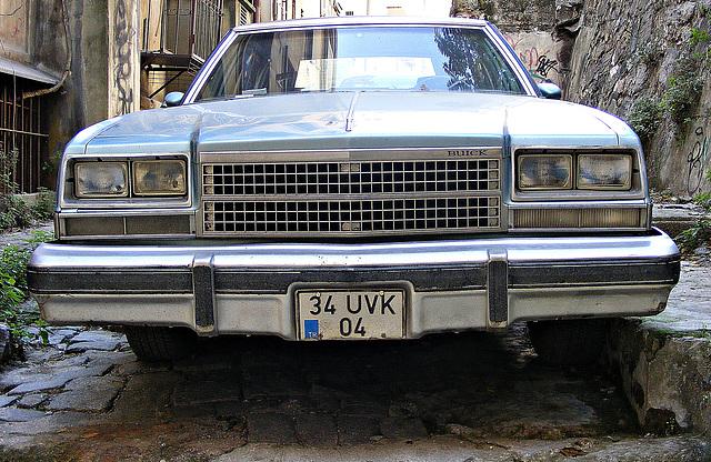 Buick in Beyoglu