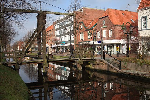 Brücken über den Kanal