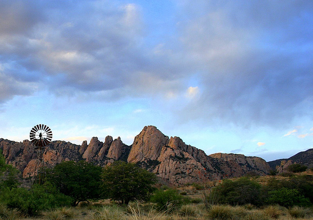 Sheeps Head - Cochise Stronghold