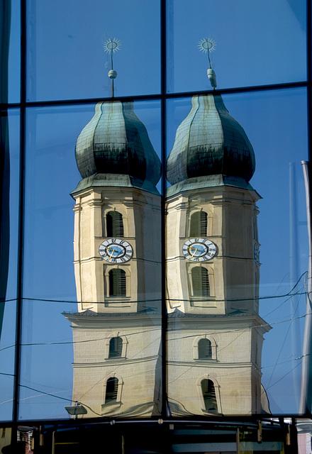 2 hours in Graz - 049 - Tower Clone