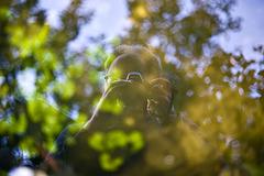 water, light, sky, trees, camera, me