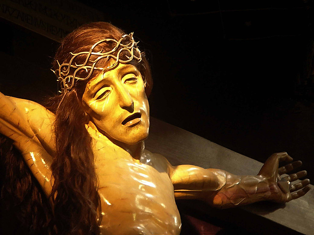 PICT11255ac Typical Spanish Christ in Agony