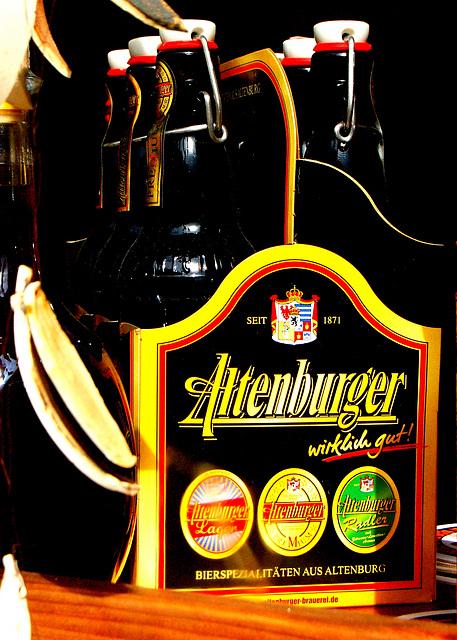 Nigra biero el Altenburg