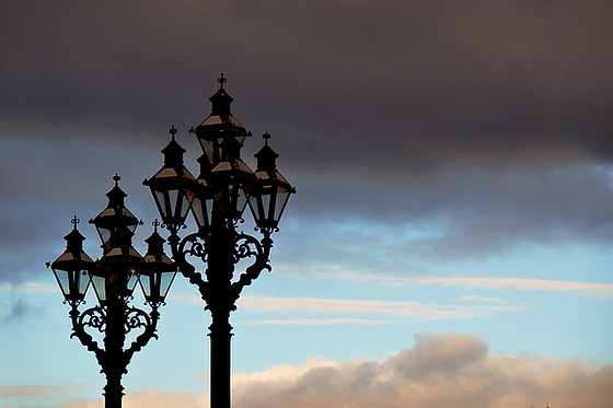 Today in Vienna - 08 - Street Lamps