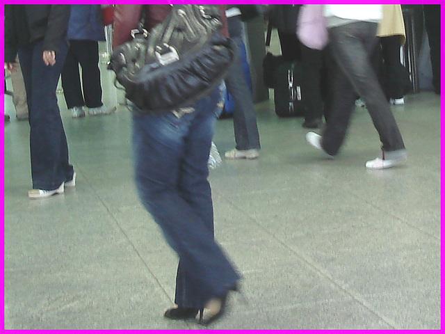 Lady Coupe Grey- Aéroport de Montréal- 18 octobre 2008