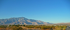 Mt. San Jacinto From Hacienda in Desert Hot Springs (1673)