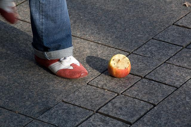 Apple in Danger