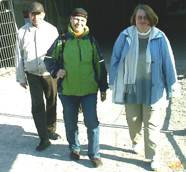 2008-10-09 Petra zur Chorprobe