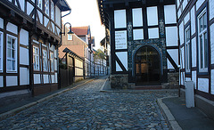 Das Mönchehaus in Goslar