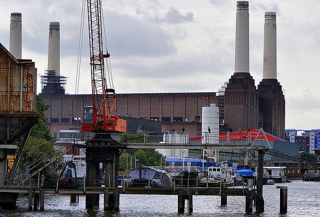 Power station no more