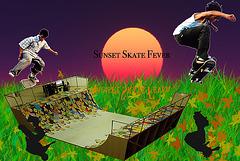 Sunset Skate Fever