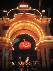 La citrouille d'Halloween / Halloween pumpkin