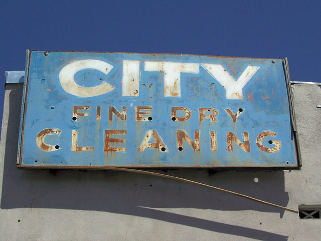 City Fine Dry Cleaning