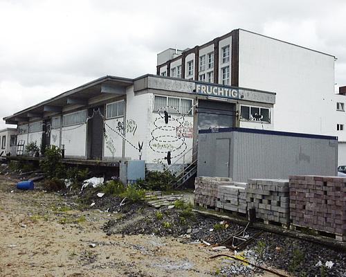 Galerie Fruchtig ungenutzt. Juni 2002