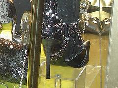 Copenhague / BDSM boots /Bottes pour discipline de nuit à la Danoise !