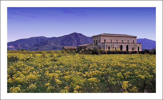 Sicilia Landscape