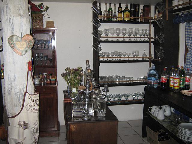 Coyhaique: Mincho´s Lodge Bar
