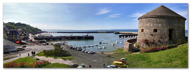 Port en Bessin (Calvados)