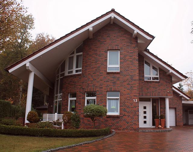 Einfamilienhaus / detached house