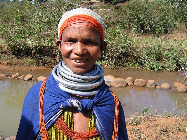 Orissa tribal