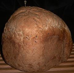 Multigrain Bread or the Tiroler Zugspitze