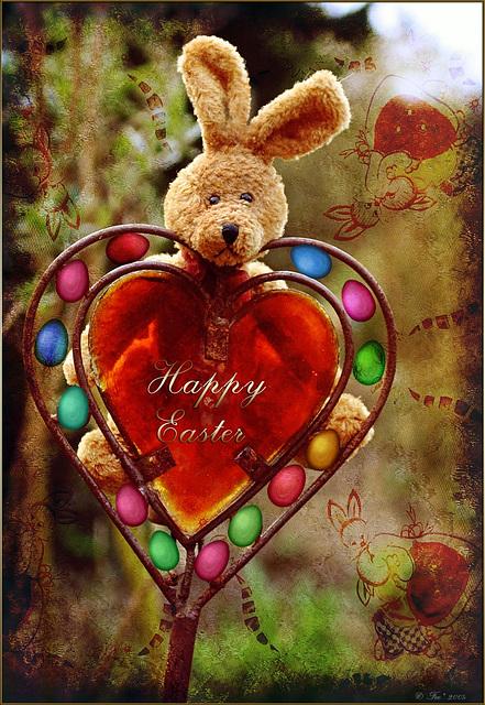 ~♥ Joyeuses Pâques ♥~
