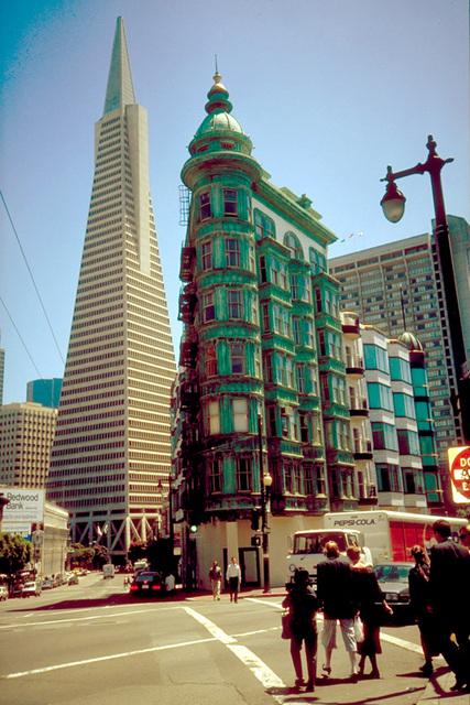San Francisco American Piramide