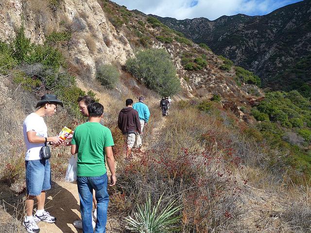 Rubio Canyon Hike (1940)