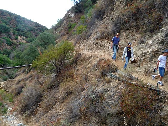 Rubio Canyon Hike (1943)