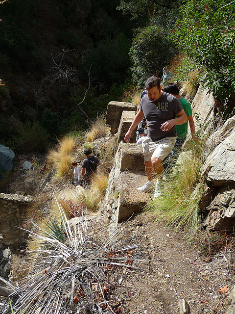 Rubio Canyon Hike (1945)