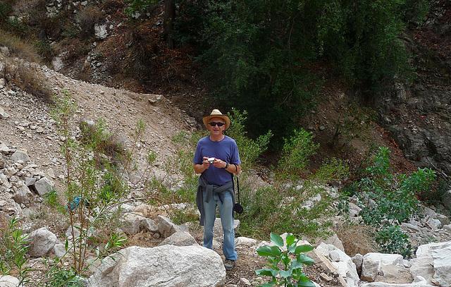Rubio Canyon Hike (1958)