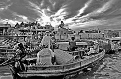 Floating Market - Mekong