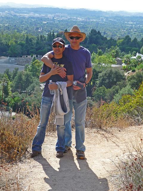 Rubio Canyon Hike (1969)