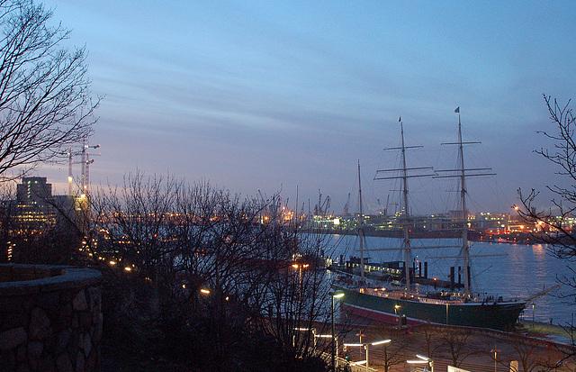 Hamburg im März 2009