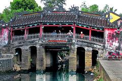 Chùa Cầu bridge in Hội An
