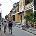 Along the alleyways in Hội An