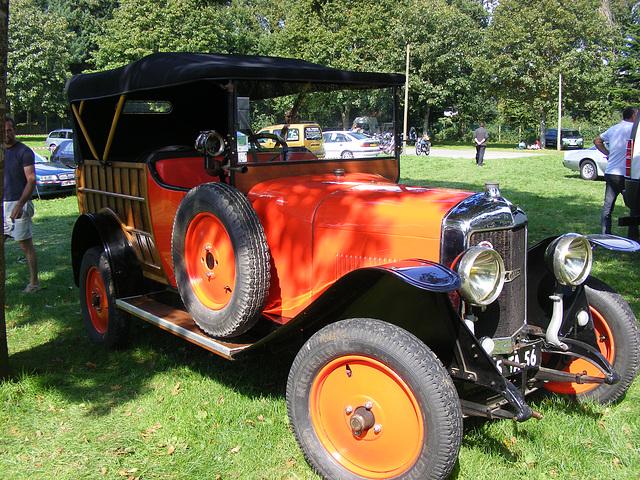 Licorne B7W4 ou B7W3 de 1922-1926