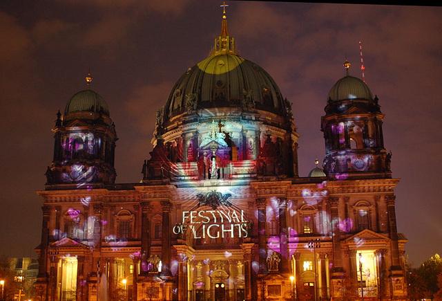 Festival of lights in Berlin13