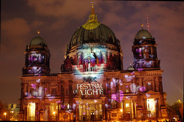 Festival of lights in Berlin14