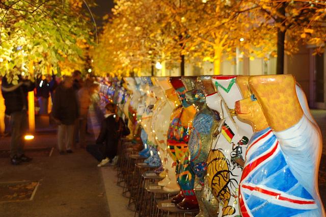 Festival of lights in Berlin32