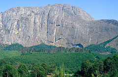 Chambe East Face