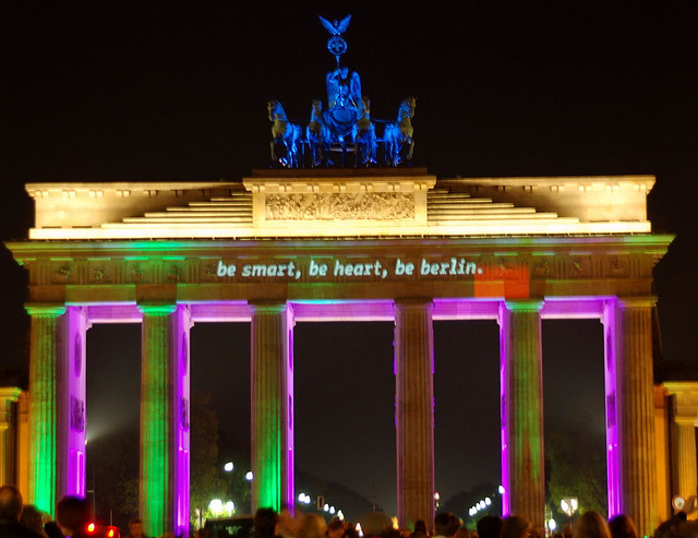 Festival of lights in Berlin38
