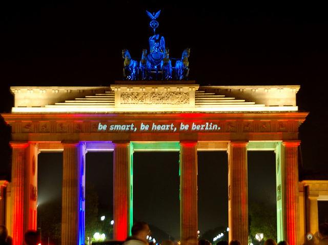 Festival of lights in Berlin39